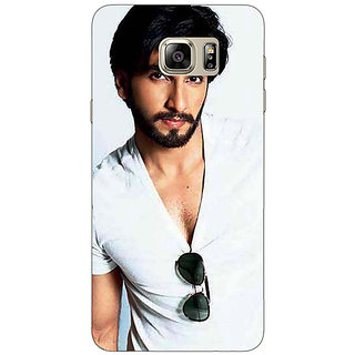 Absinthe Bollywood Superstar Ranveer Singh Back Cover Case For Samsung Galaxy Note 5