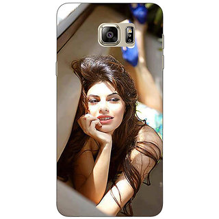 Absinthe Bollywood Superstar Jacqueline Fernandez Back Cover Case For Samsung Galaxy Note 5