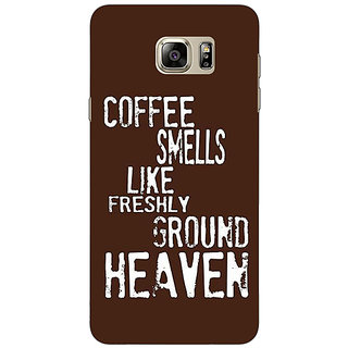 Absinthe Coffee Quote Back Cover Case For Samsung Galaxy Note 5