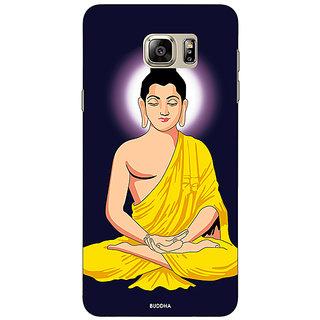 Absinthe Gautam Buddha Back Cover Case For Samsung Galaxy Note 5