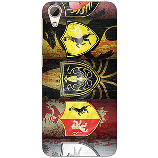 Absinthe Game Of Thrones GOT  Back Cover Case For HTC Desire 626
