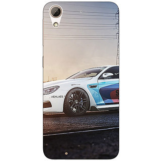 Absinthe Super Car BMW Back Cover Case For HTC Desire 626
