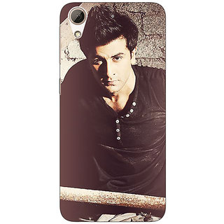 Absinthe Bollywood Superstar Ranbir Kapoor Back Cover Case For HTC Desire 626