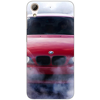 Absinthe Super Car BMW Back Cover Case For HTC Desire 626G