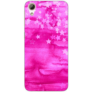 Absinthe Star Morning Pattern Back Cover Case For HTC Desire 626G+
