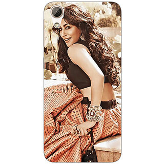 Absinthe Bollywood Superstar Chitrangada Singh Back Cover Case For HTC Desire 626G