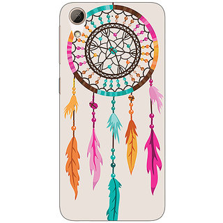 Absinthe Dream Catcher  Back Cover Case For HTC Desire 626G+