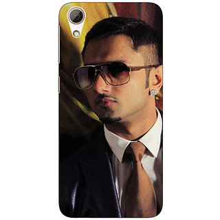 Absinthe Bollywood Superstar Honey Singh Back Cover Case For HTC Desire 626G
