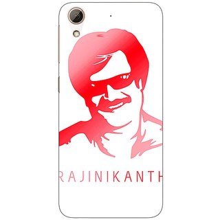Absinthe Rajni Rajanikant Back Cover Case For HTC Desire 626G