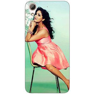 Absinthe Bollywood Superstar Yami Gautam Back Cover Case For HTC Desire 626G+