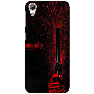 Absinthe Bollywood Superstar Gangs Of Wasseypur Back Cover Case For HTC Desire 626G+