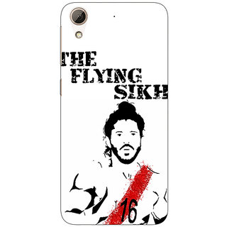 Absinthe Bollywood Superstar Milkha Singh Back Cover Case For HTC Desire 626G+