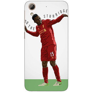 Absinthe Liverpool Sturridge Back Cover Case For HTC Desire 626S