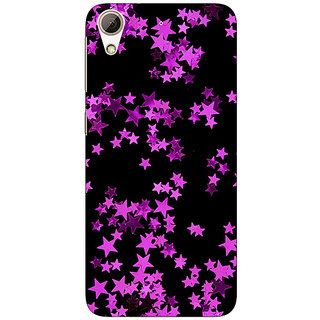 Absinthe Starry Night  Back Cover Case For HTC Desire 626S