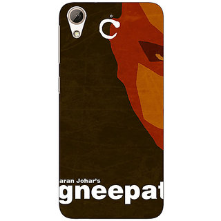Absinthe Bollywood Superstar Agneepath Back Cover Case For HTC Desire 728