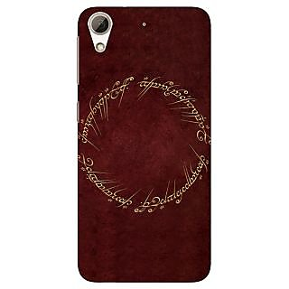 Absinthe LOTR Hobbit  Back Cover Case For HTC Desire 728G Dual Sim