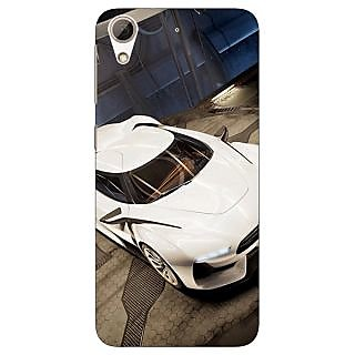 Absinthe Super Car Aston Martin Back Cover Case For HTC Desire 728