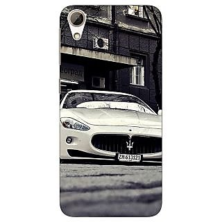 Absinthe Super Car Aston Martin Back Cover Case For HTC Desire 728
