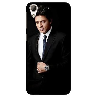 Absinthe Bollywood Superstar Shahrukh Khan Back Cover Case For HTC Desire 728