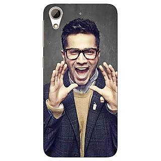 Absinthe Bollywood Superstar Varun Dhawan Back Cover Case For HTC Desire 728