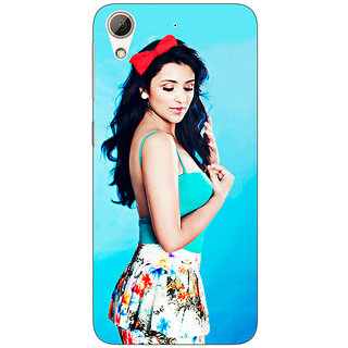 Absinthe Bollywood Superstar Parineeti Chopra Back Cover Case For HTC Desire 728G Dual Sim