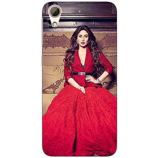 Absinthe Bollywood Superstar Kareena Kapoor Back Cover Case For HTC Desire 728G Dual Sim