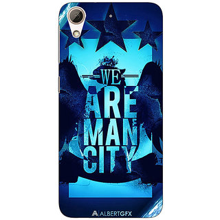 Absinthe  Cy Ba Cover Case For HTC Desire 728 Dual Sim