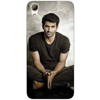 Absinthe Bollywood Superstar Aditya Roy Kapoor Back Cover Case For HTC Desire 728 Dual Sim