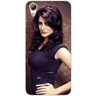 Absinthe Bollywood Superstar Nargis Fakhri Back Cover Case For HTC Desire 728G Dual Sim
