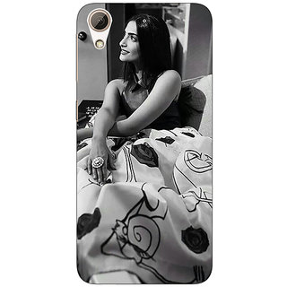 Absinthe Bollywood Superstar Sonam Kapoor Back Cover Case For HTC Desire 728 Dual Sim