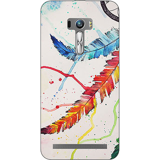 Absinthe Dream Catcher  Back Cover Case For Asus Zenfone Selfie