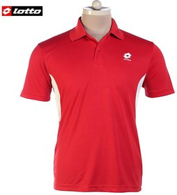 Lotto Red T-shirt