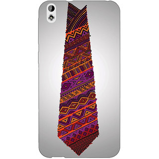 Absinthe Tribal Tie Back Cover Case For HTC Desire 816G