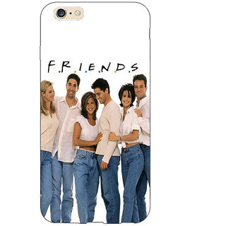 Absinthe TV Series FRIENDS Back Cover Case For Apple iPhone 6S
