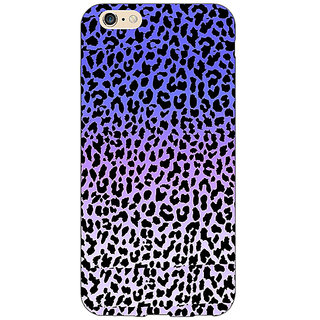 Absinthe Cheetah Leopard Print Back Cover Case For Apple iPhone 6S