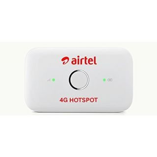 Buy Huawei E5573s 606 Airtel 4g Lte Wifi Data Card White