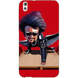 Absinthe Rajni Rajanikant Back Cover Case For HTC Desire 816G