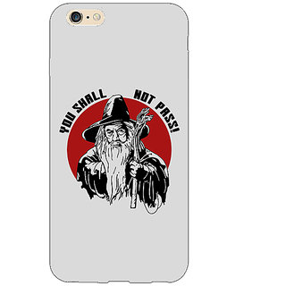 Absinthe LOTR Hobbit Gandalf Back Cover Case For Apple iPhone 6S Plus