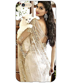 Absinthe Bollywood Superstar Sonam Kapoor Back Cover Case For Apple iPhone 6S