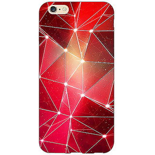 Absinthe Crystal Prism Back Cover Case For Apple iPhone 6S