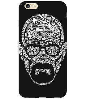 Absinthe Breaking Bad Heisenberg Back Cover Case For Apple iPhone 6S Plus