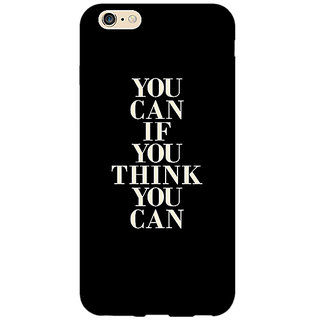 Absinthe Quote Back Cover Case For Apple iPhone 6S