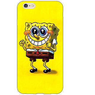 Absinthe Spongebob Back Cover Case For Apple iPhone 6S Plus