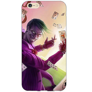 Absinthe Joker Back Cover Case For Apple iPhone 6S Plus