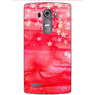 Absinthe Star Afternoon Pattern Back Cover Case For LG G4