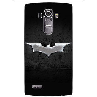 Absinthe Superheroes Batman Dark knight Back Cover Case For LG G4