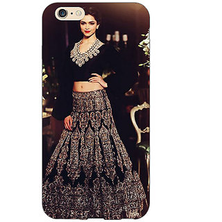 Absinthe Bollywood Superstar Deepika Padukone Back Cover Case For Apple iPhone 6S Plus