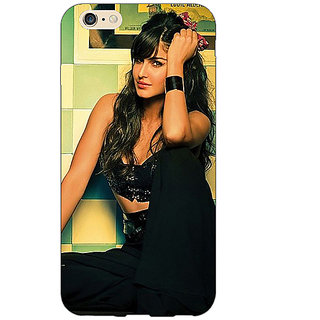 Absinthe Bollywood Superstar Katrina Kaif Back Cover Case For Apple iPhone 6S Plus