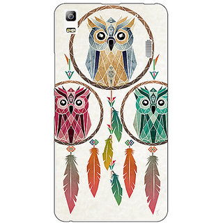 Absinthe Dream Catcher  Back Cover Case For Lenovo K3 Note