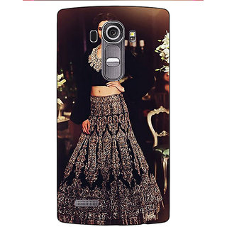 Absinthe Bollywood Superstar Deepika Padukone Back Cover Case For LG G4